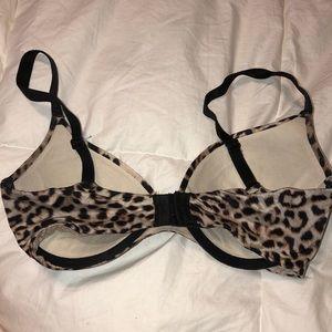 Victoria's Secret Intimates & Sleepwear - SILKY LEOPARD BRA